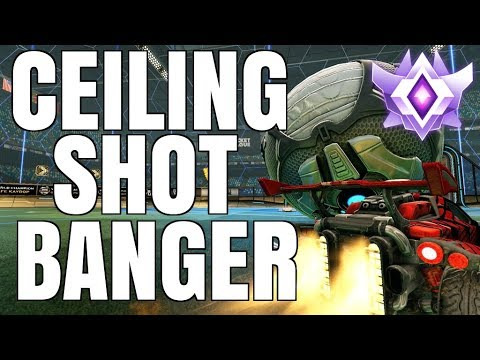 DELAYED CEILING SHOT BANGER | GRAND CHAMPION 2V2