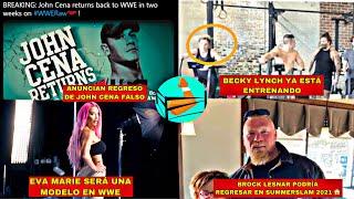Becky Lynch Entrenando para regresar Daniel Bryan Censurado de Wwe Brock Lesnar en Summerslam 2021