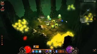 Diablo 3 Gameplay en Español Cap 11. Acto I. El rastro del Aquelarre