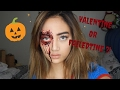 VALENTINE MAKEUP / FAILEDTINE ?! | Nabiladnvn