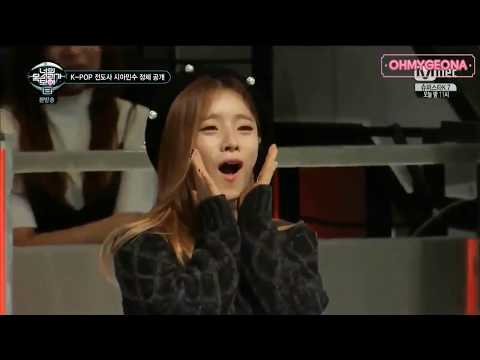 "(ICSYV S2 Ep5) Cha Min Su Sings ""Mirotic"" By DBSK"