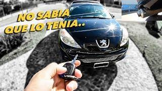 UN AUTO CON ESCAPE DE MOTO ...  NO SABIA QUE SE PODIA