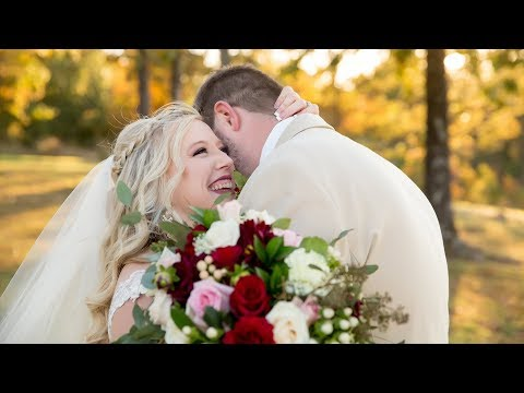 Couldn't walk 12 months before the wedding! Miranda & Kurt's Springs Event Venue Wedding
