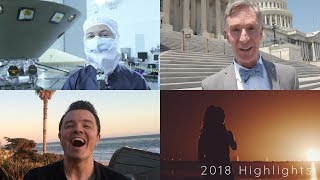 2018 Planetary Society Highlights - The Planetary Post with Robert Picardo