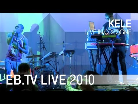 Kele 'On The Lam' live in Cologne (2010)