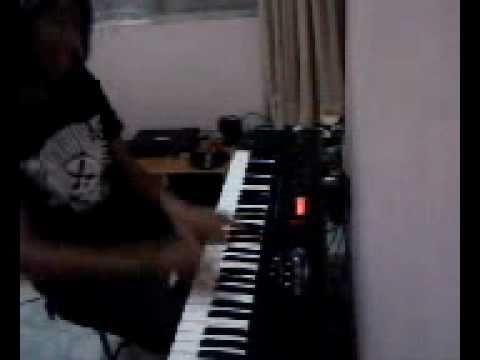 me play pink panther piano theme (warkop DKI theme)