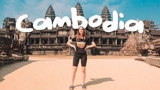 Escaping from Coronavirus to Cambodia. Visiting Angkor Wat