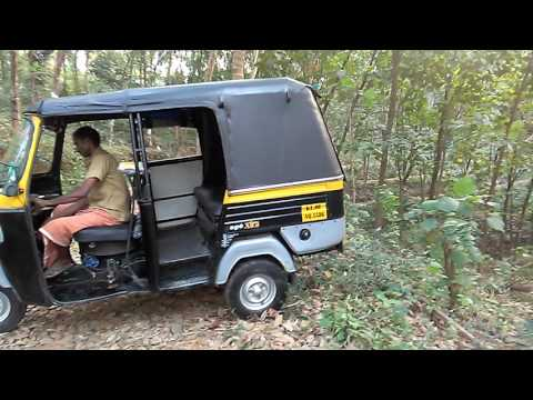 Piaggio Ape Diesel Auto Rickshaw Complete Review Including Engine