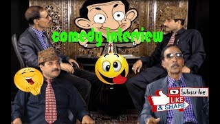 New kashmiri funny interview with Nazir Josh and Gulzar Fighter