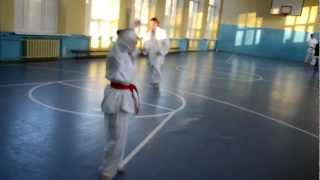 Nikon D5100 18-105 VR Full HD 30 fps sample video with dynamic object (sport dance).MOV