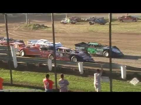 Denny Woodworth Heat Race Quincy Raceways 8/21/16