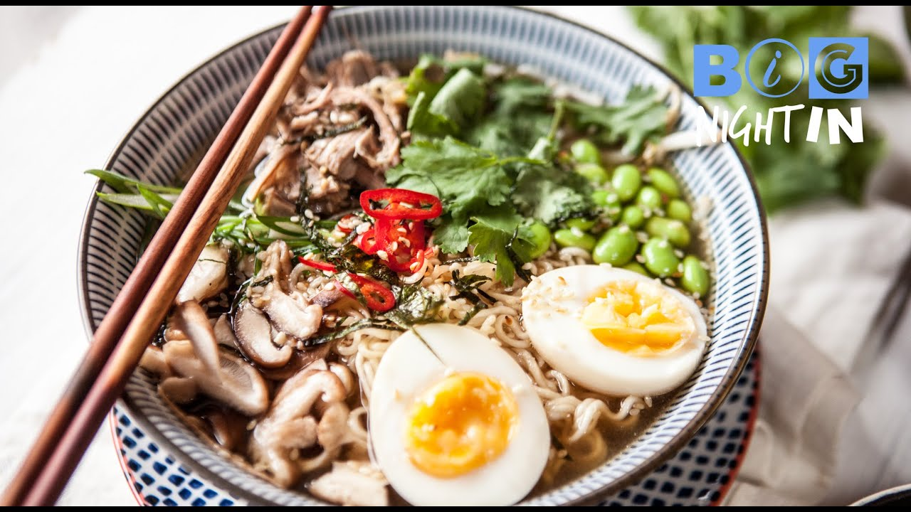 Ramen recipe big night in youtube forumfinder Image collections