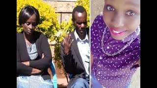 Family of KeMU female student who was killed by boyfriend speaks