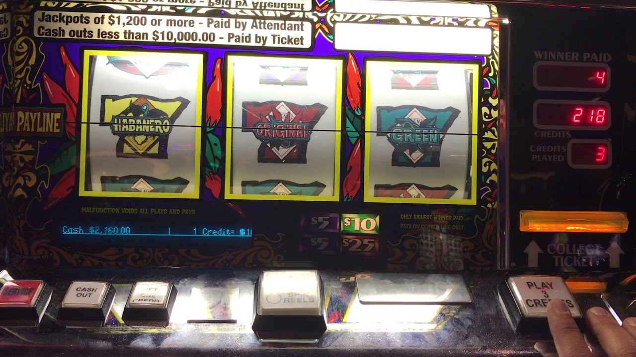 Jackpot Killer Slot Machine