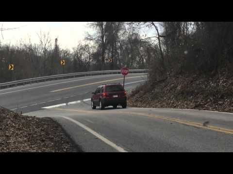 Gravity Hill : Ghost Children Push Car to Safety : Lewisberry, PA