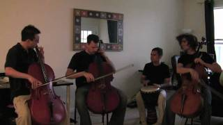 Metallica The Day That Never Comes Cello Cover - Break of Reality