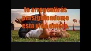 Te arrepentirás/ Fanny Lu [Video Lyrics/ Letra Video]