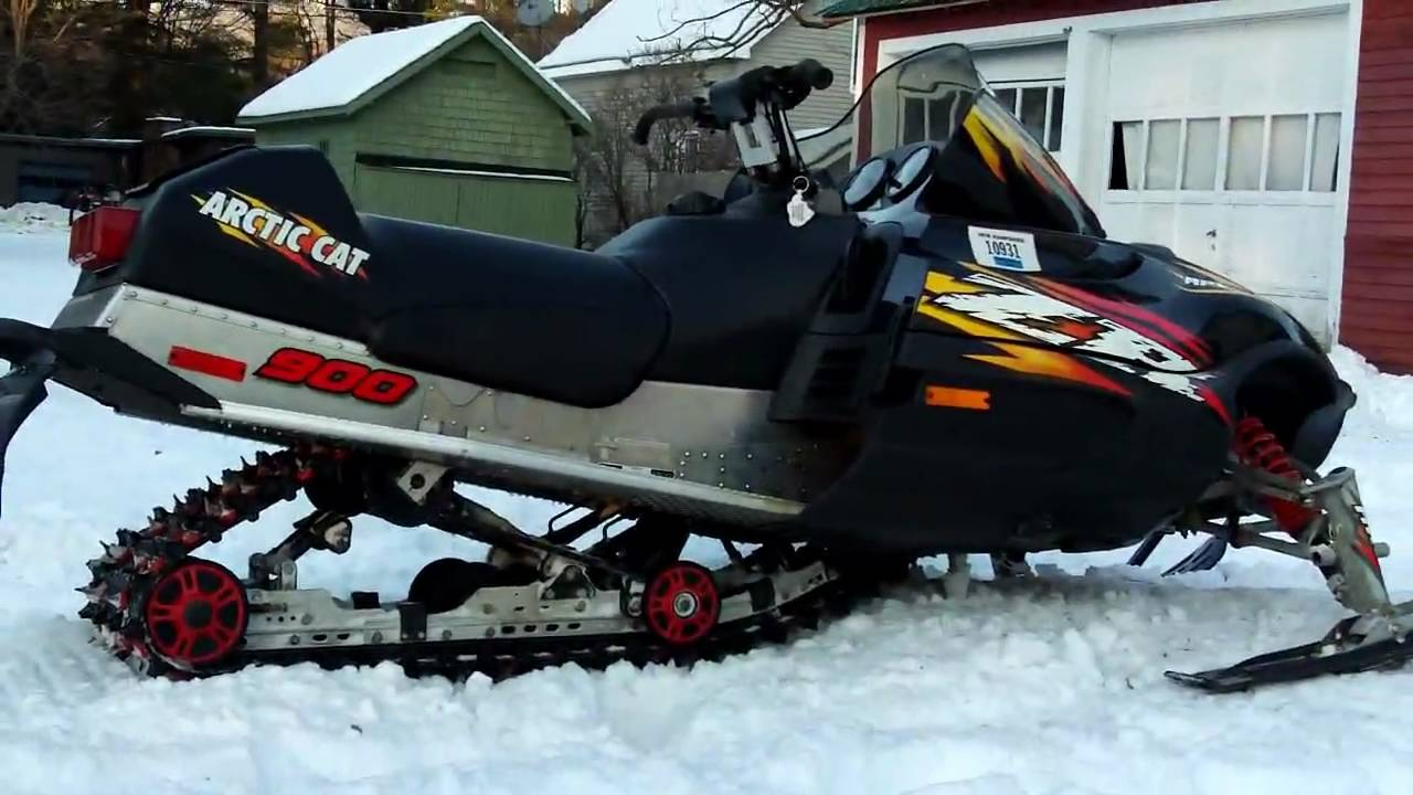 Arctic Cat Zr  Specs