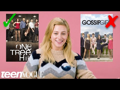 Lili Reinhart Tests Her Teen Drama Knowledge  Teen Vogue