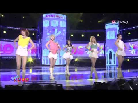 Simply K-Pop-Hello Venus (Venus)   헬로비너스 (Venus)