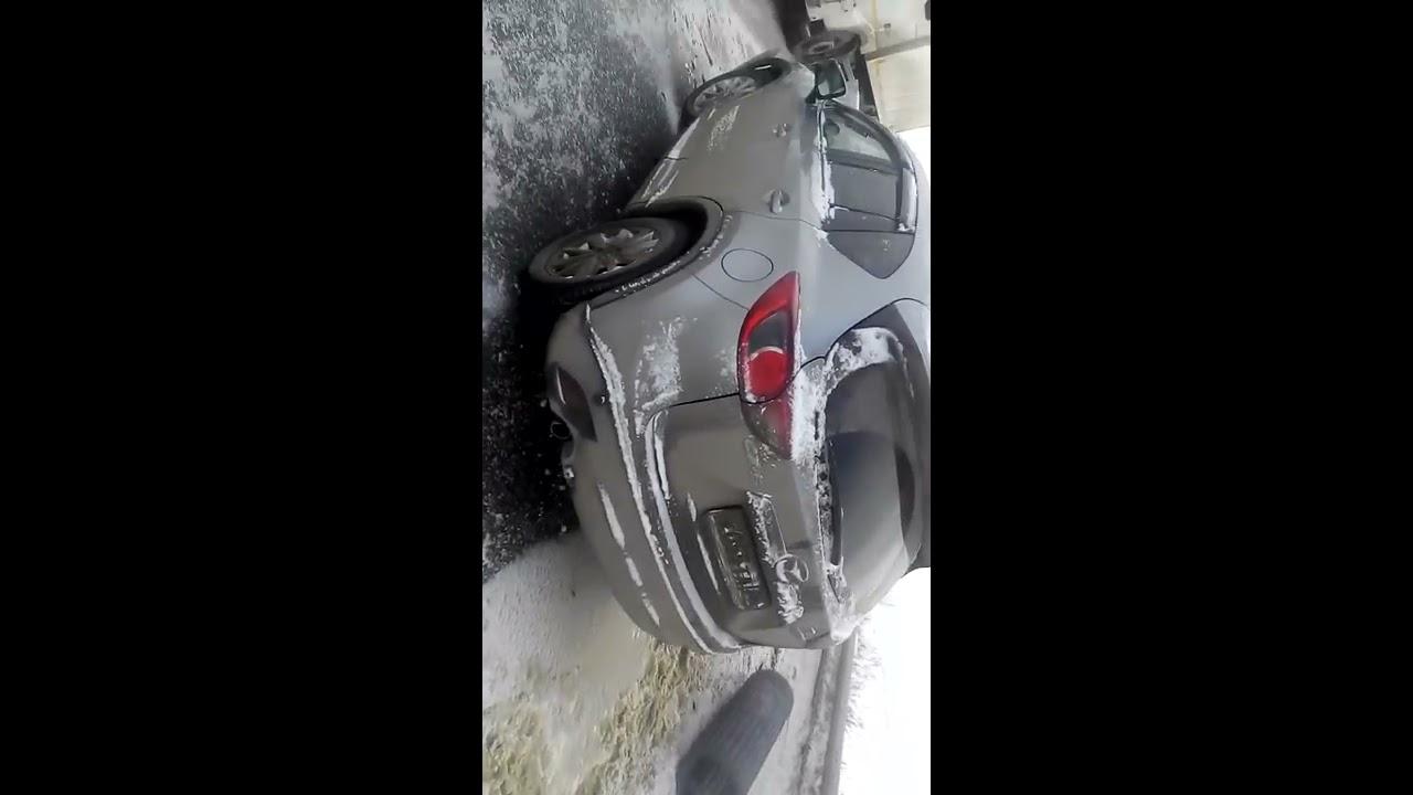 Смертельное ДТП на трассе Нижний Новгород - Саранск - Саратов