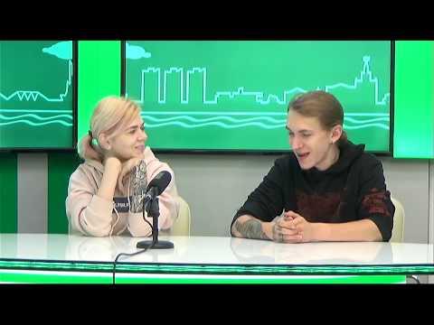 """Гости на Радио 2. Annette Ignis и Данил Deni Стенюшин, группа """"Mysteria Mortis""""."""