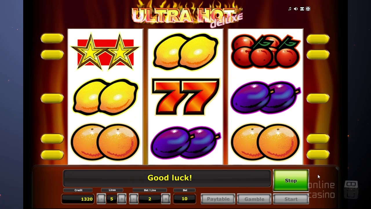 Free Slot Ultra Hot