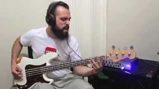 Foo Fighters - Something From Nothing (bass cover)