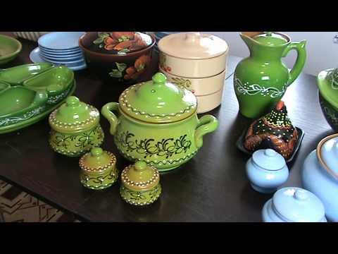 Поездка в Волгоград за глиняной  посудой из  Пскова