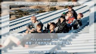 [繁中字HD] BTS- A Supplementary Story : You Never Walk Alone