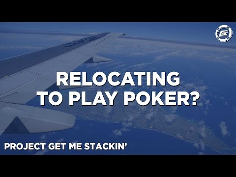 Thinking About Moving Countries To Play Online Poker?