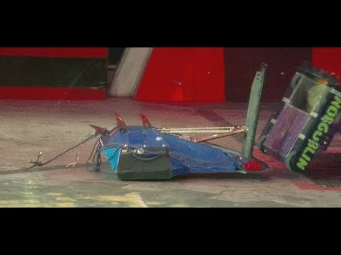 Robot Wars Series 10 Episode 5