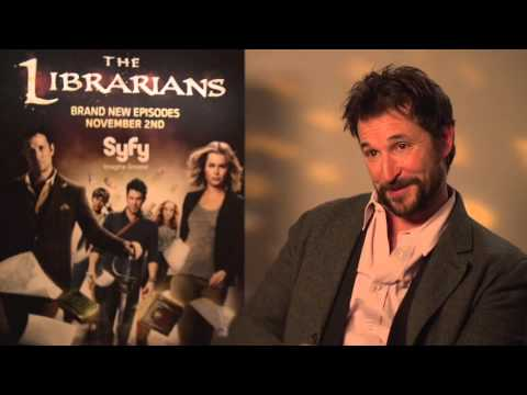 Noah Wyle interview - October 23rd 2015