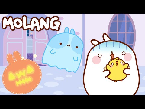 Molang - This is Halloween ! Ghost Stories and more ! | #cutecartoon #halloween
