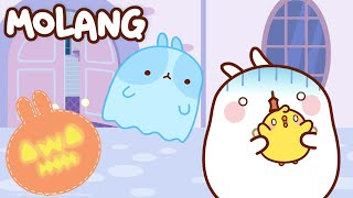 Molang - This is Halloween  Ghost Stories and more    More @Molang ⬇️ ⬇️ ⬇️