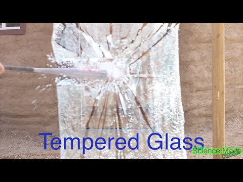 The Difference Between Tempered, Laminated and Standard Glass