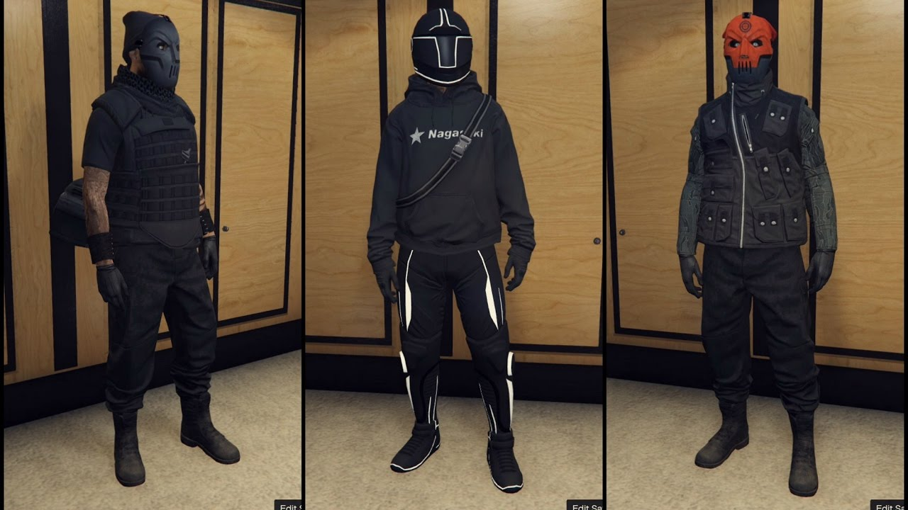 My Outfits u0026 Talking Smack (GTA 5 Online) - YouTube