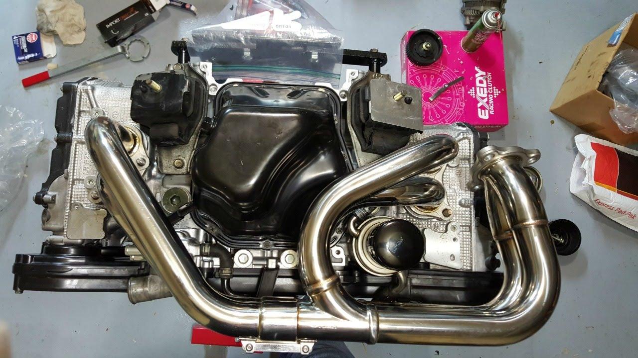 500WHP WRX STi Ep  2 - Engine Build Update EJ25