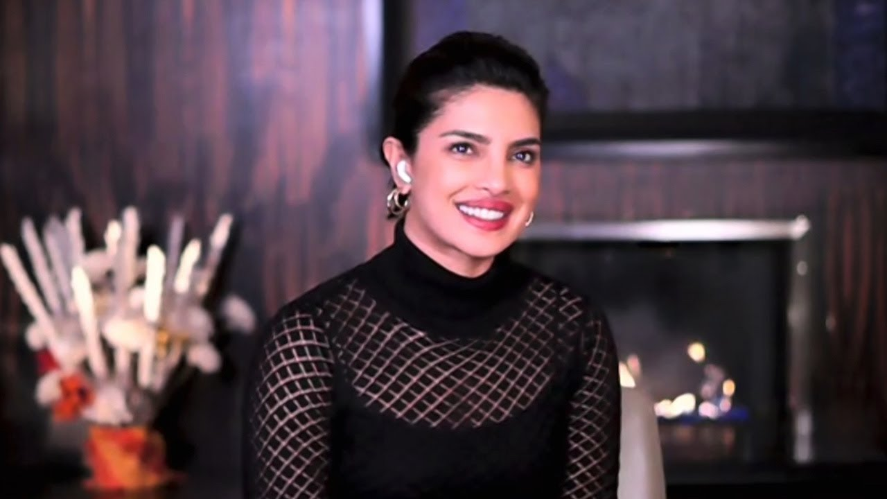 Priyanka Chopra Jonas' Husband Gave Up on Teaching Her Piano