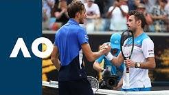 Daniil Medvedev vs Stan Wawrinka - Extended Highlights (R4) | Australian Open 2020