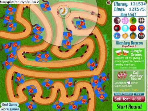 Bloons Tower Defence 3 Hacked Youtube