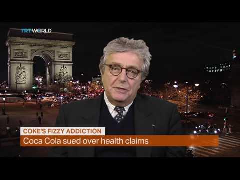 Money Talks: Coca Cola sued over health claims