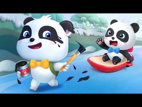 Đó Có Phải Là Kiki? | Gấu Trúc Kiki Panda Và Những Người Bạn | Phim Hoạt Hình Thiếu Nhi Hay BabyBus