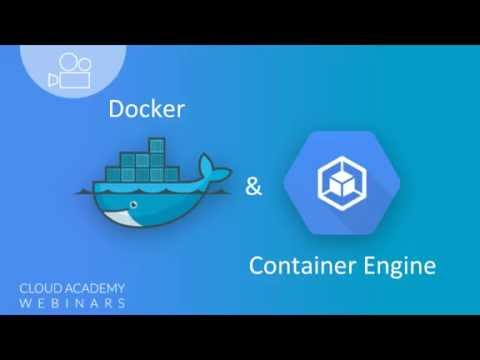 Docker & Google Container Engine