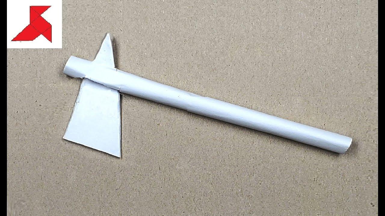 Как сделать базуку из бумаги фото 817
