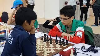 Praggnanandhaa vs Firouzja: Clash of two future World Champions