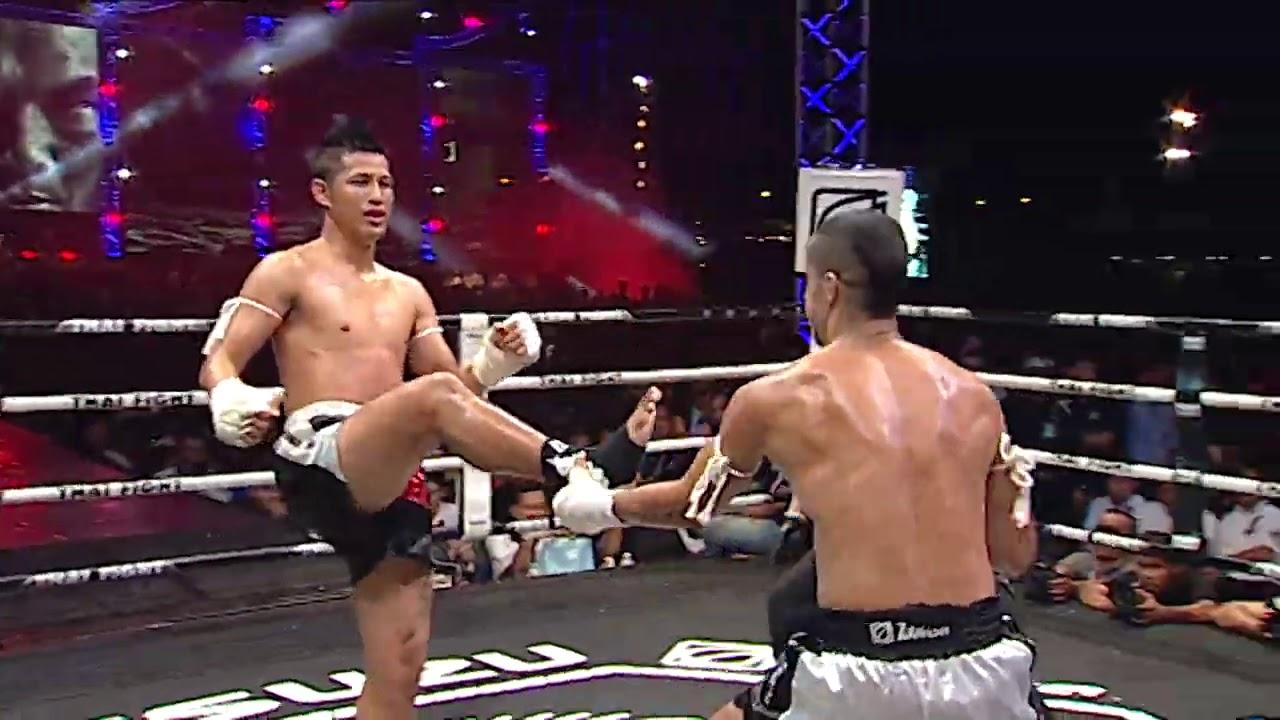 Thai Fight นราธิวาส 2015 Highlight EP.195