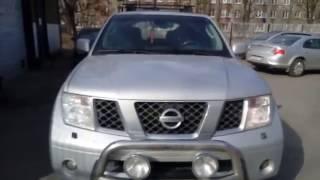 Nissan Pathfinder (2005-08)-повне рішення щодо модифікації на обладнання 08it Clarion