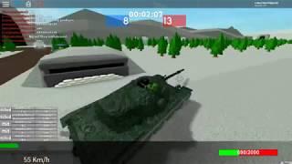 Roblox Tankery[ Holiday update!] tank kills complaint