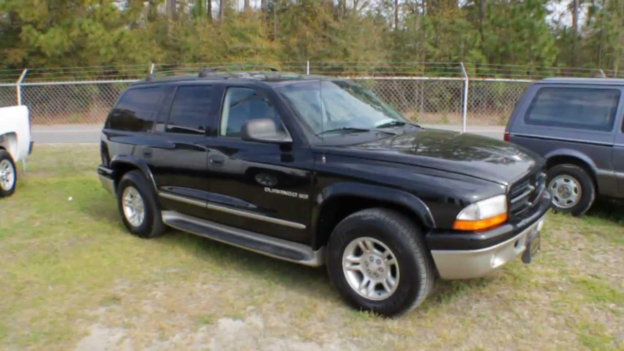 2001 Dodge Durango Slt In Depth Tour For Sale Marchant Chevy Ravenel Sc